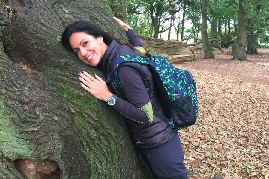 Julia Bradbury and The Outdoor Guide